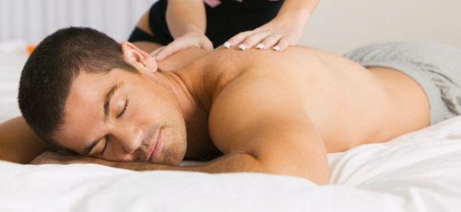 Male Body Massage in Goa